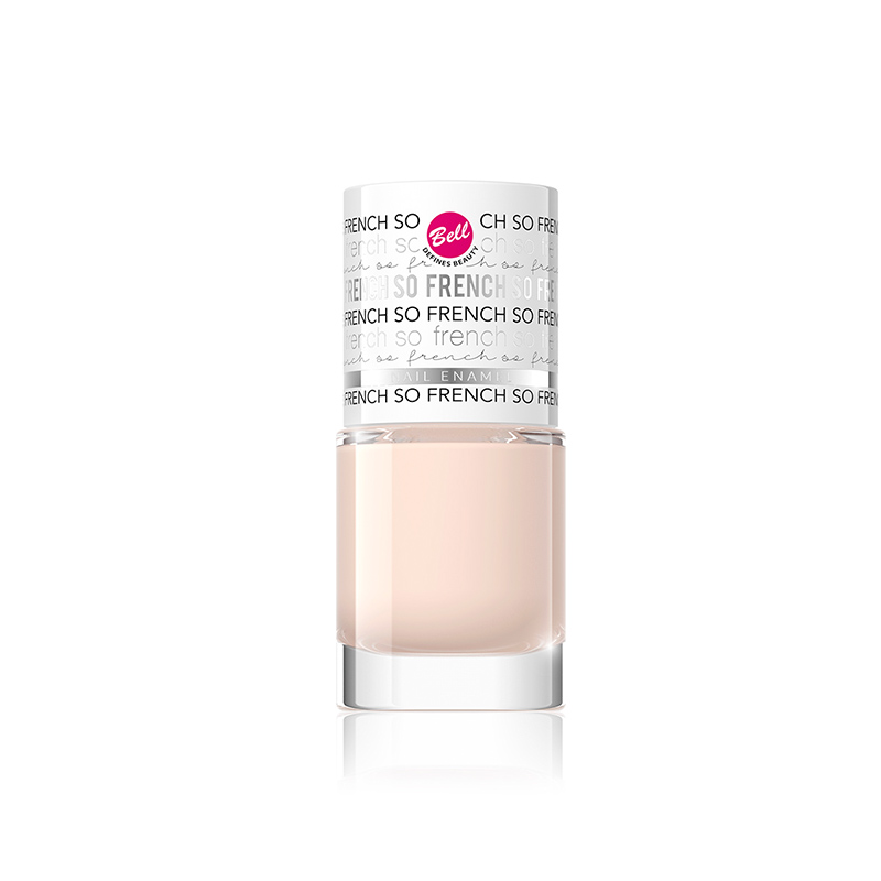So French Manicure Nail Enamel