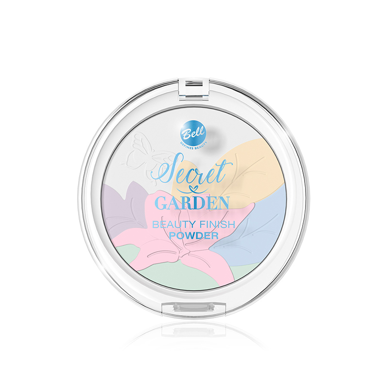 Secret Garden Flawless Finish Powder