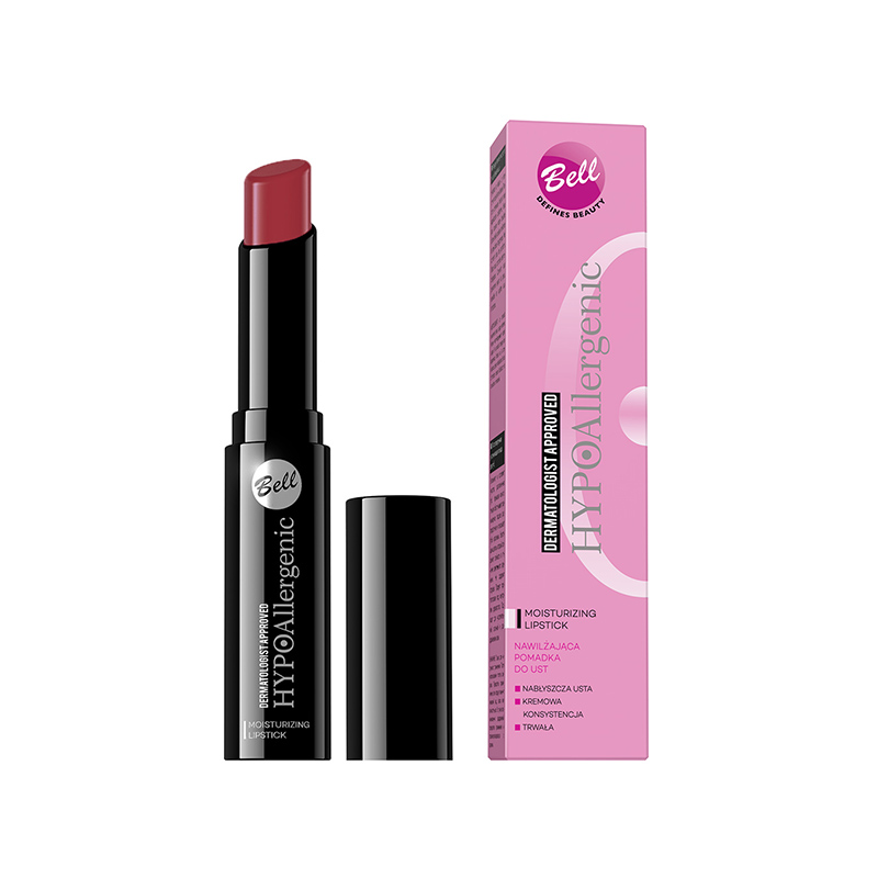 HYPOAllergenic Moisturizing Lipstick
