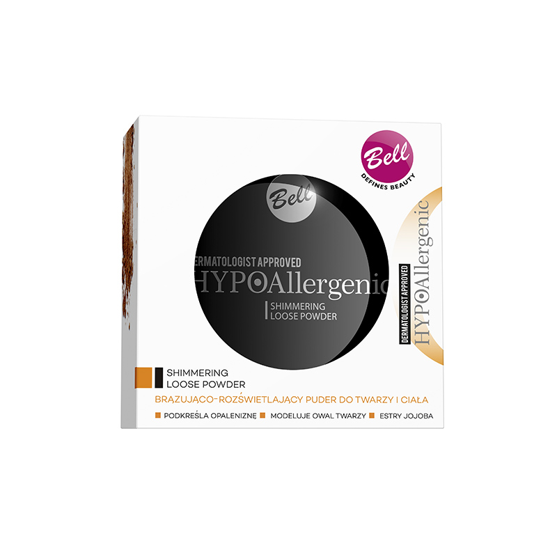 HYPOAllergenic Shimmering Loose Powder
