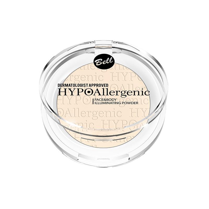 HYPOAllergenic Face & Body Illuminating Powder