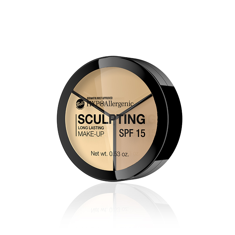 HYPOAllergenic Long Lasting Sculpting Make-up