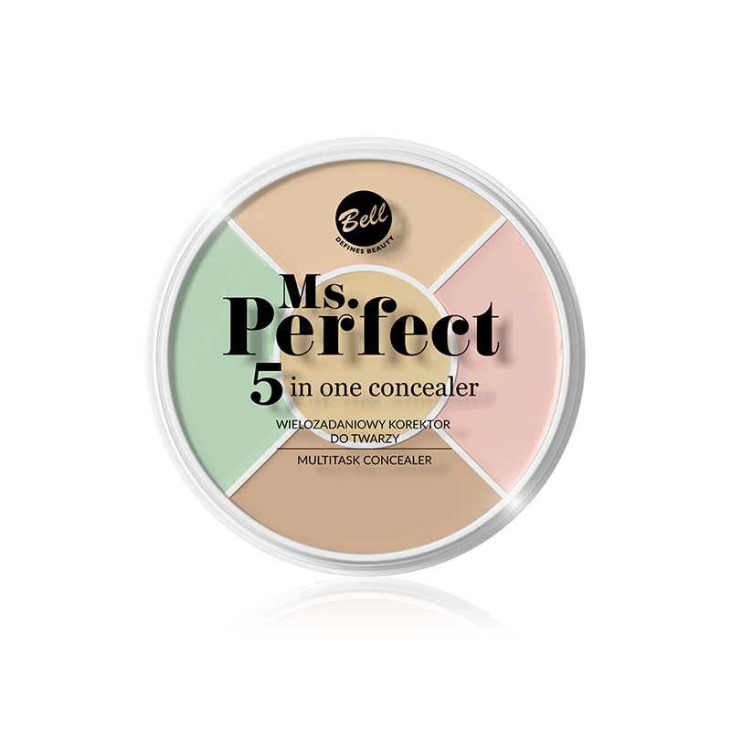 Ms. Perfect 5 in One Concealer