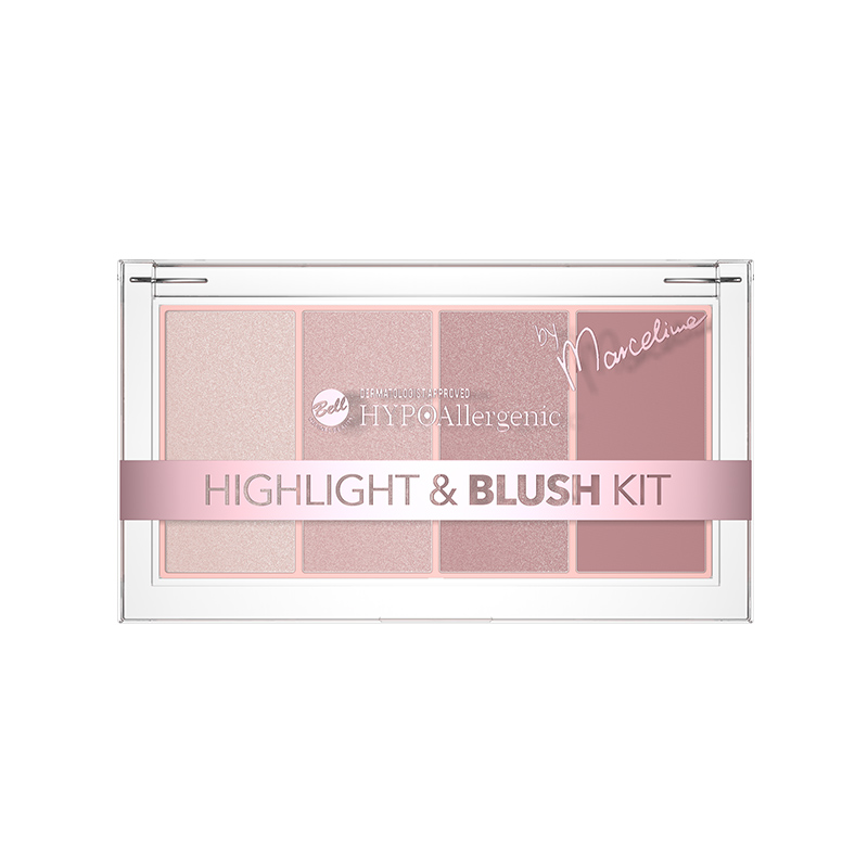 HYPOAllergenic Highlight&Blush Kit