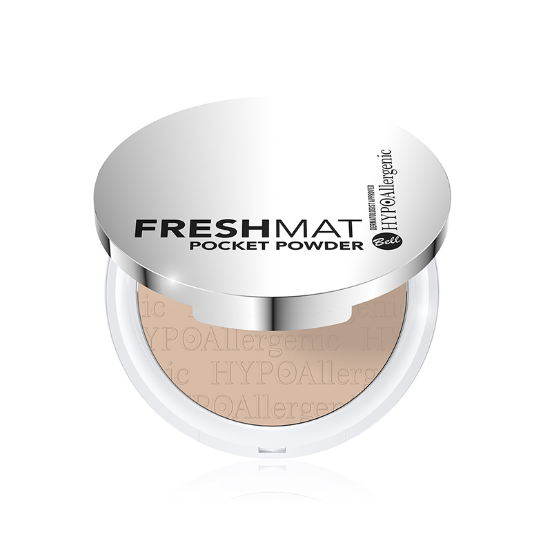 HYPOAllergenic Fresh Mat Pocket Powder