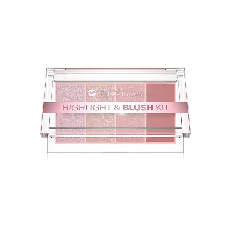 HYPOAllergenic Highlight&Blush Kit