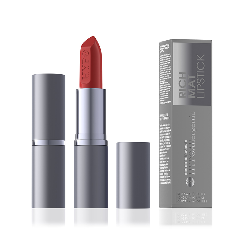 HYPOAllergenic Rich Mat Lipstick