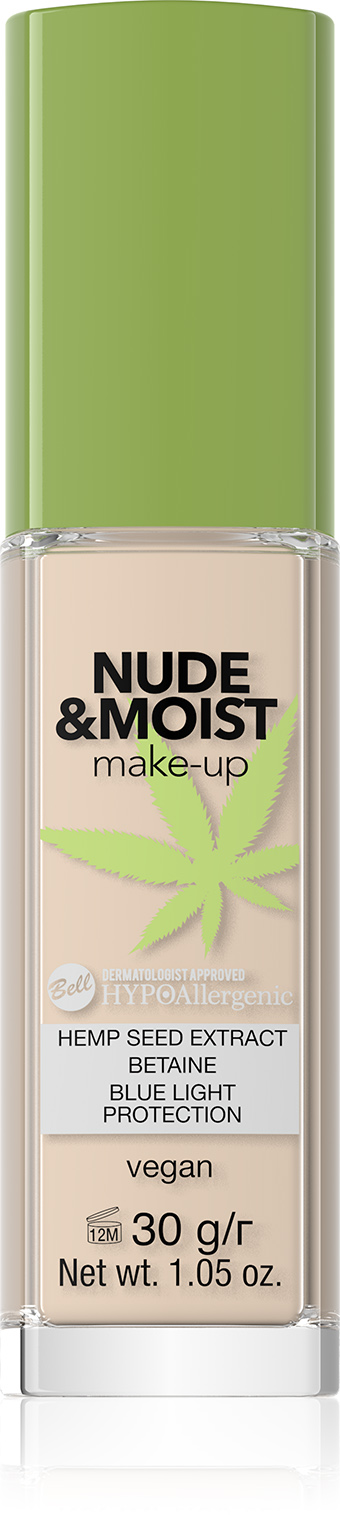 HYPOAllergenic Nude&Moist Make-Up