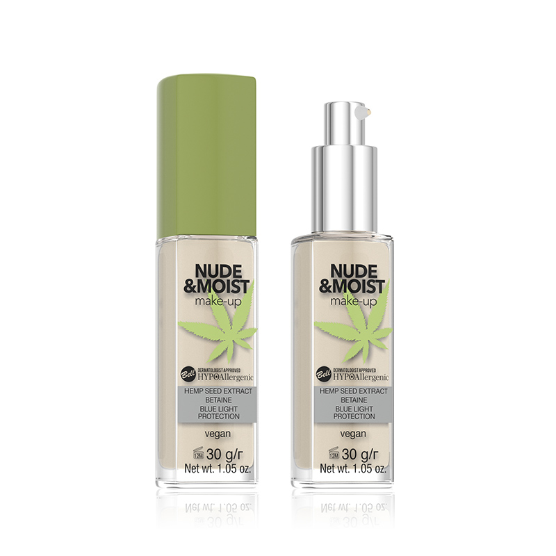 HYPOAllergenic Nude&Moist Make-Up