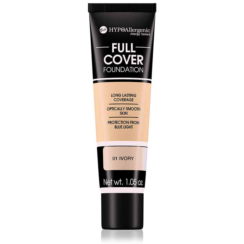 HYPOAllergenic Full Cover Foundation