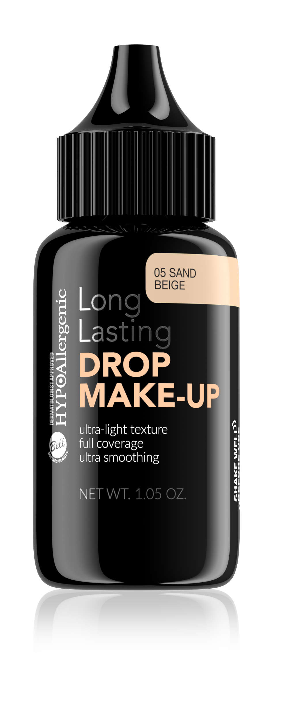 HYPOAllergenic Long Lasting Drop Make-Up