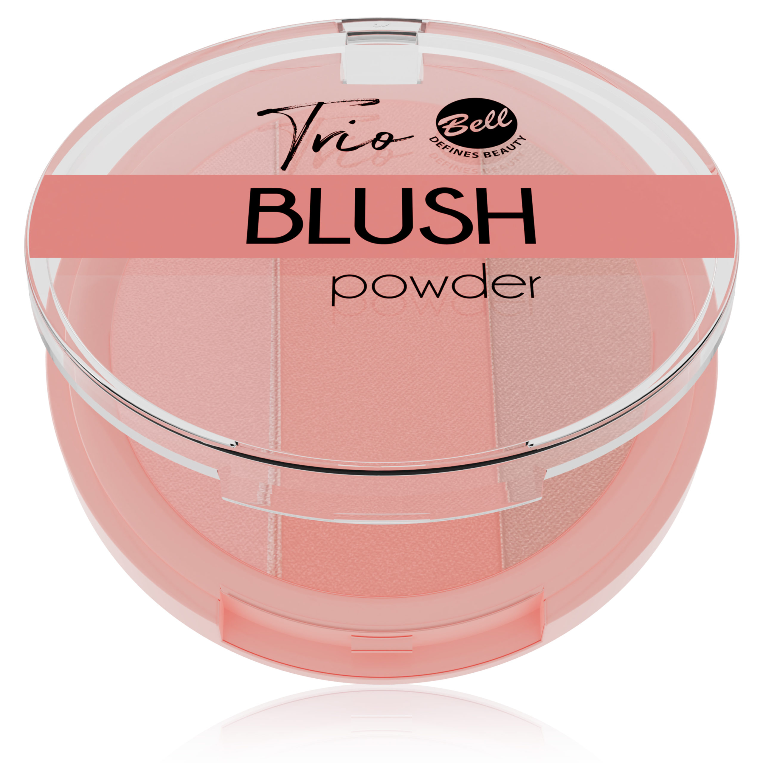 Trio Blush Powder