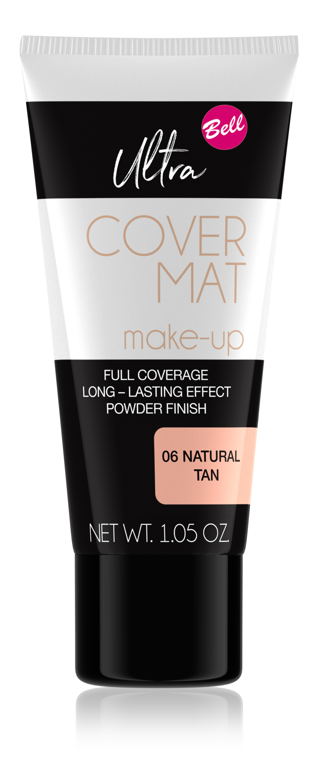 Ultra Cover Mat Make-Up