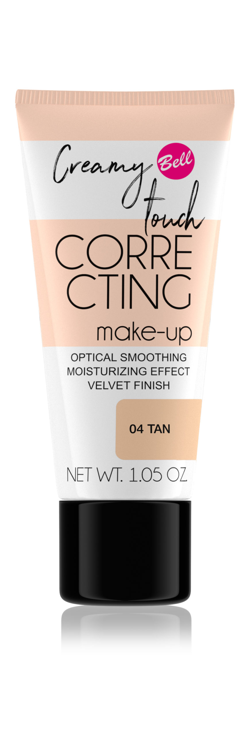 Creamy Touch Correcting Make-Up