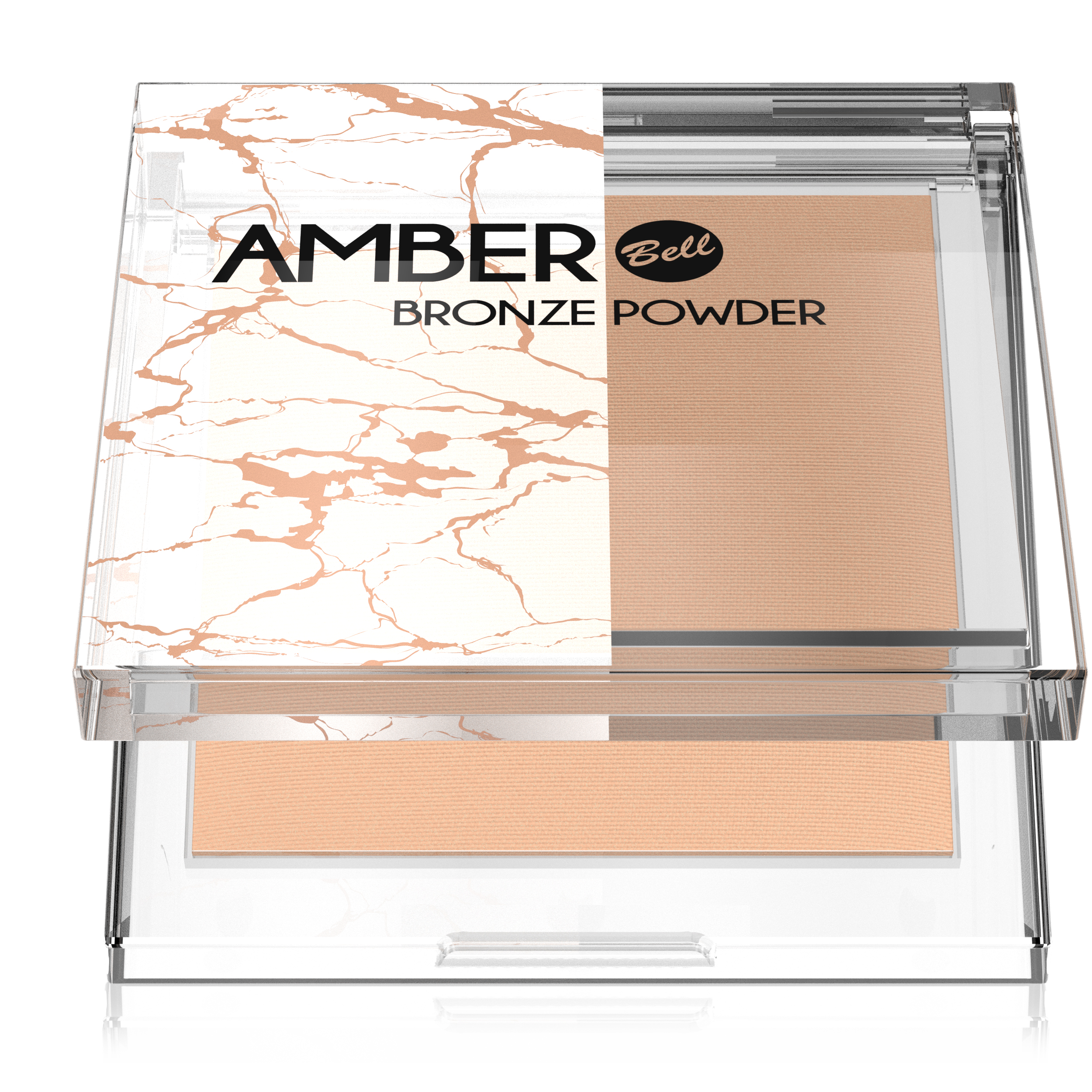 Amber Bronze Powder
