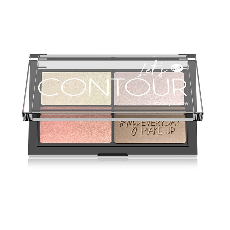 Let's Contour! Face Palette