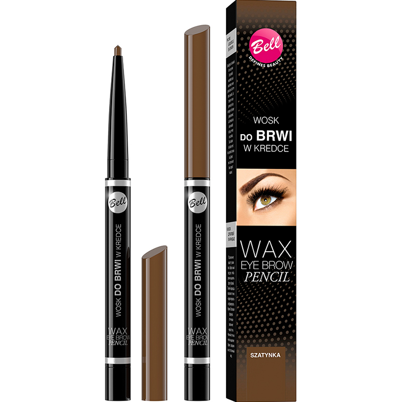 Wax Eye Brow Pencil