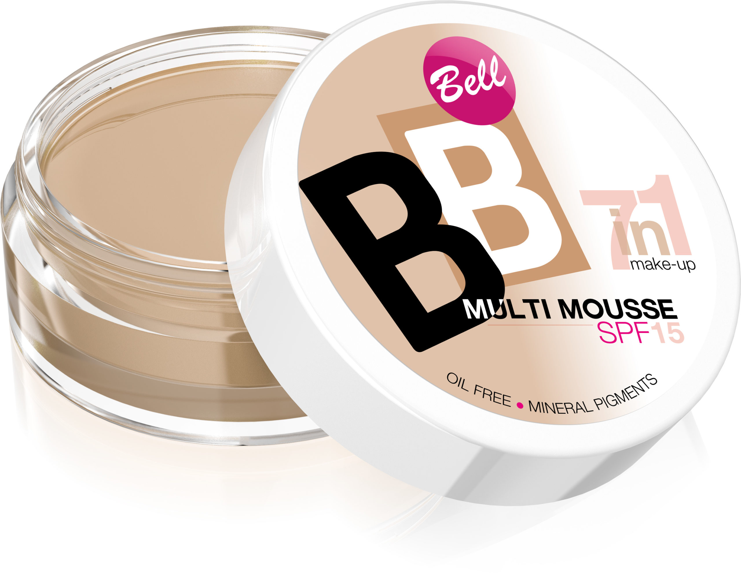 BB Multi Mousse 7 in 1