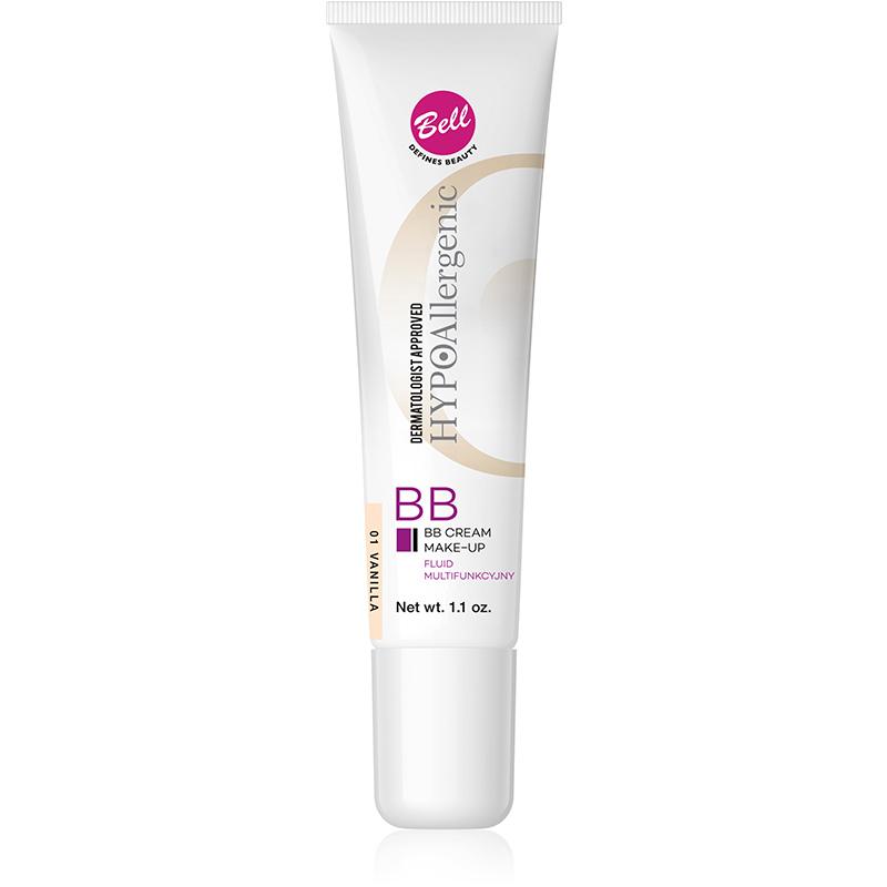 HYPOAllergenic BB Cream Make-up