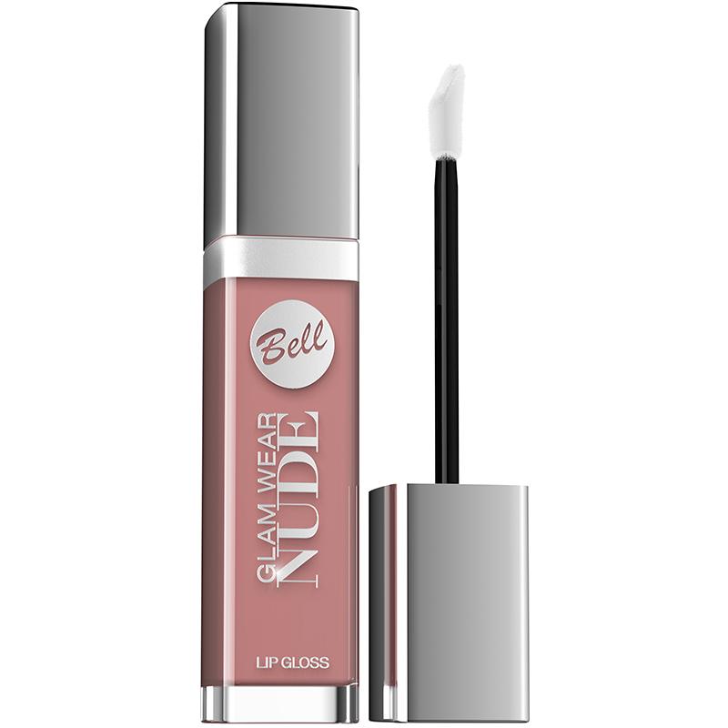 Glam Wear Nude Lip Gloss