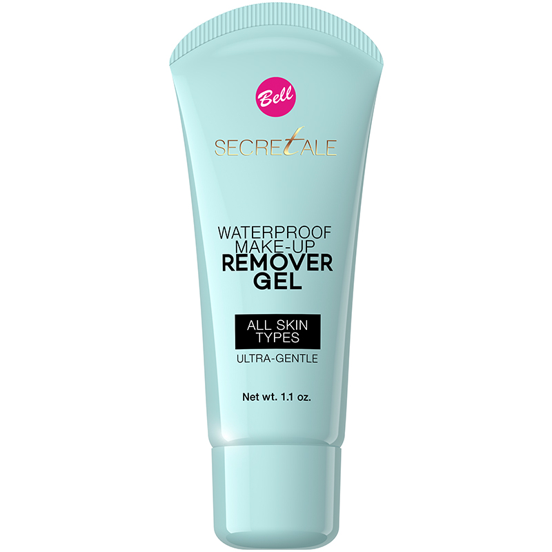 Secretale Waterproof Make-Up Remover Gel