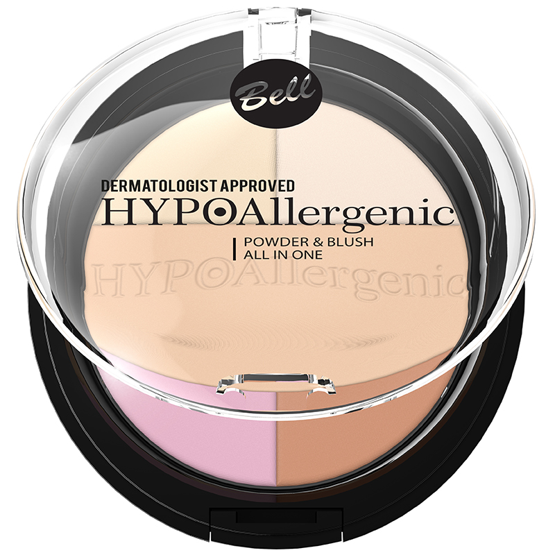 HYPOAllergenic Powder & Blush