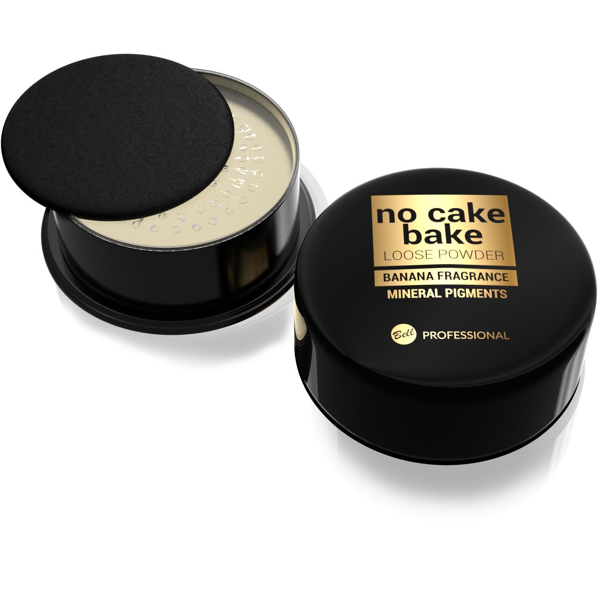 Professional No Cake Bake Loose Powder