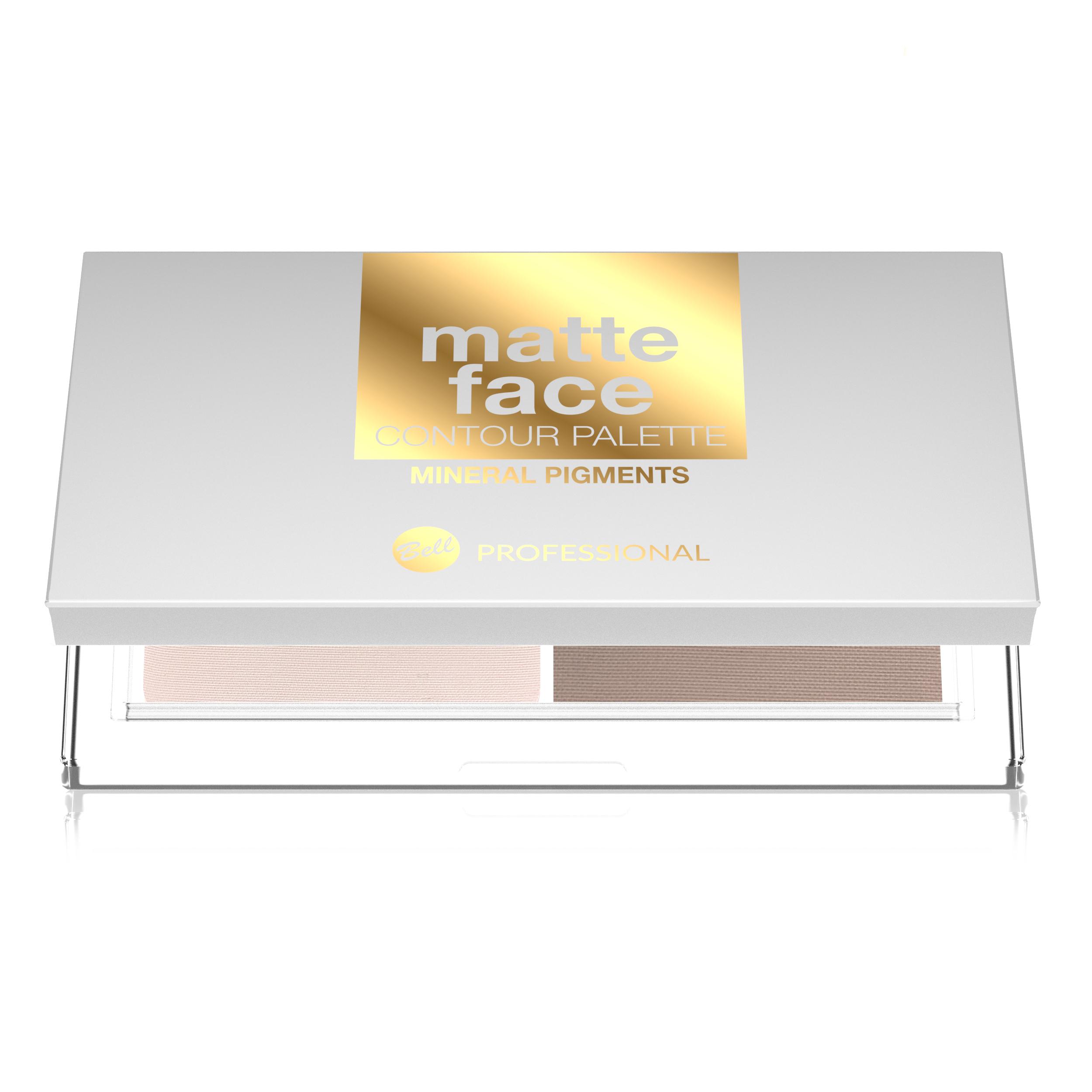 Professional Matte Face Contour Palette