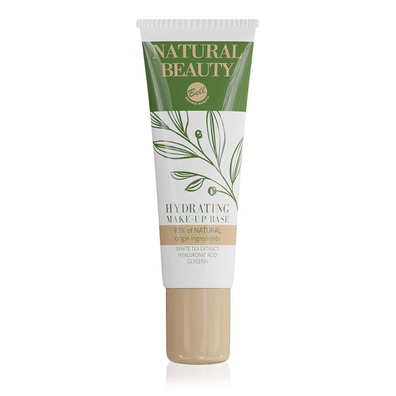Natural Beauty Hydrating Make UP Base
