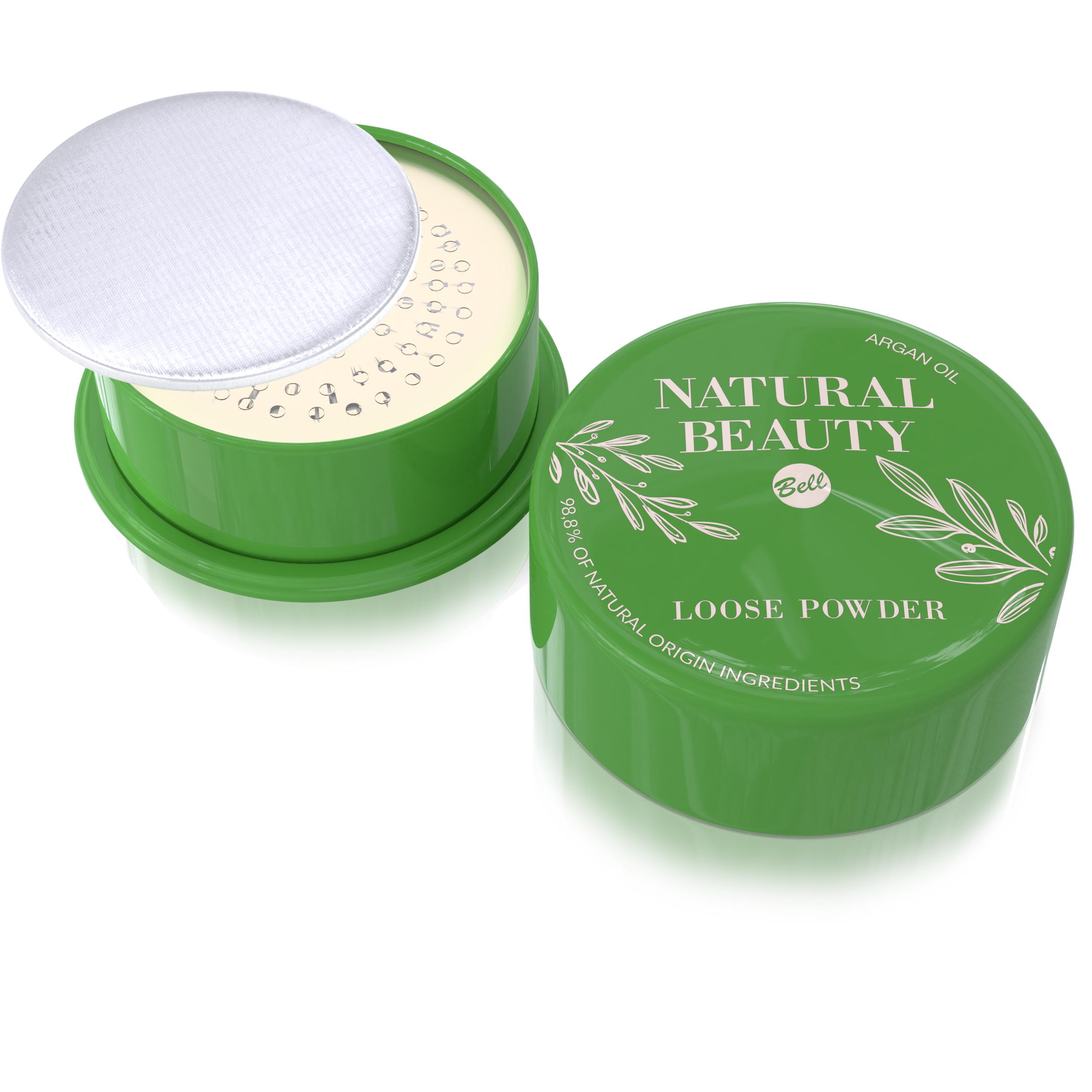 Natural Beauty Loose Powder