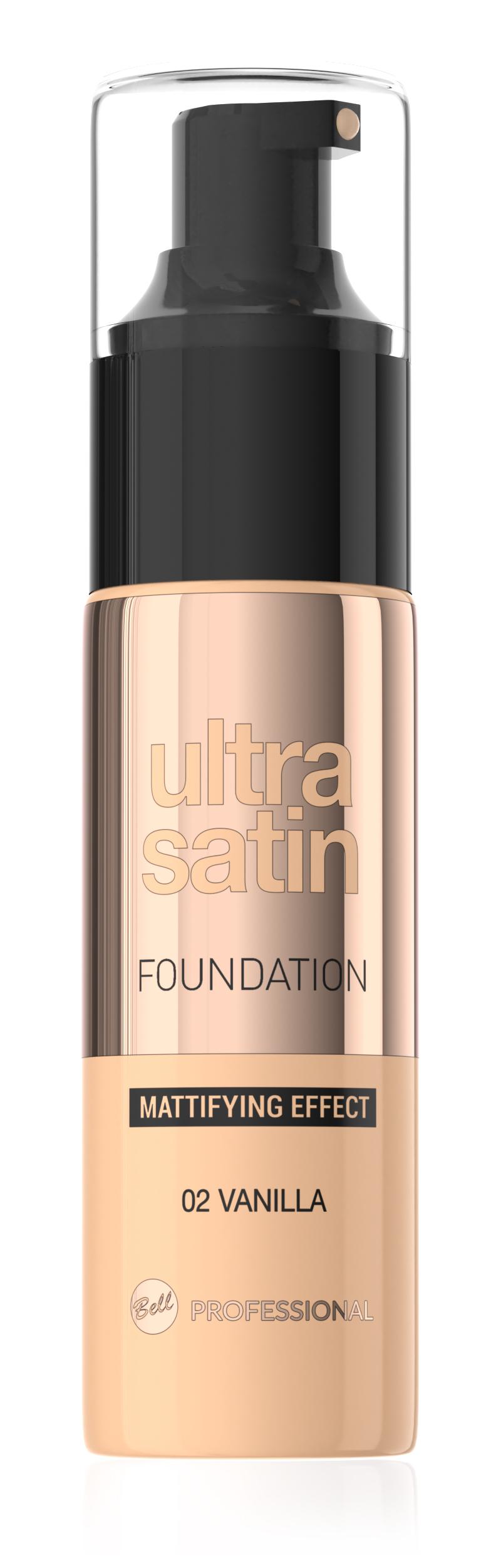 Professional Ultra Satin Foundation