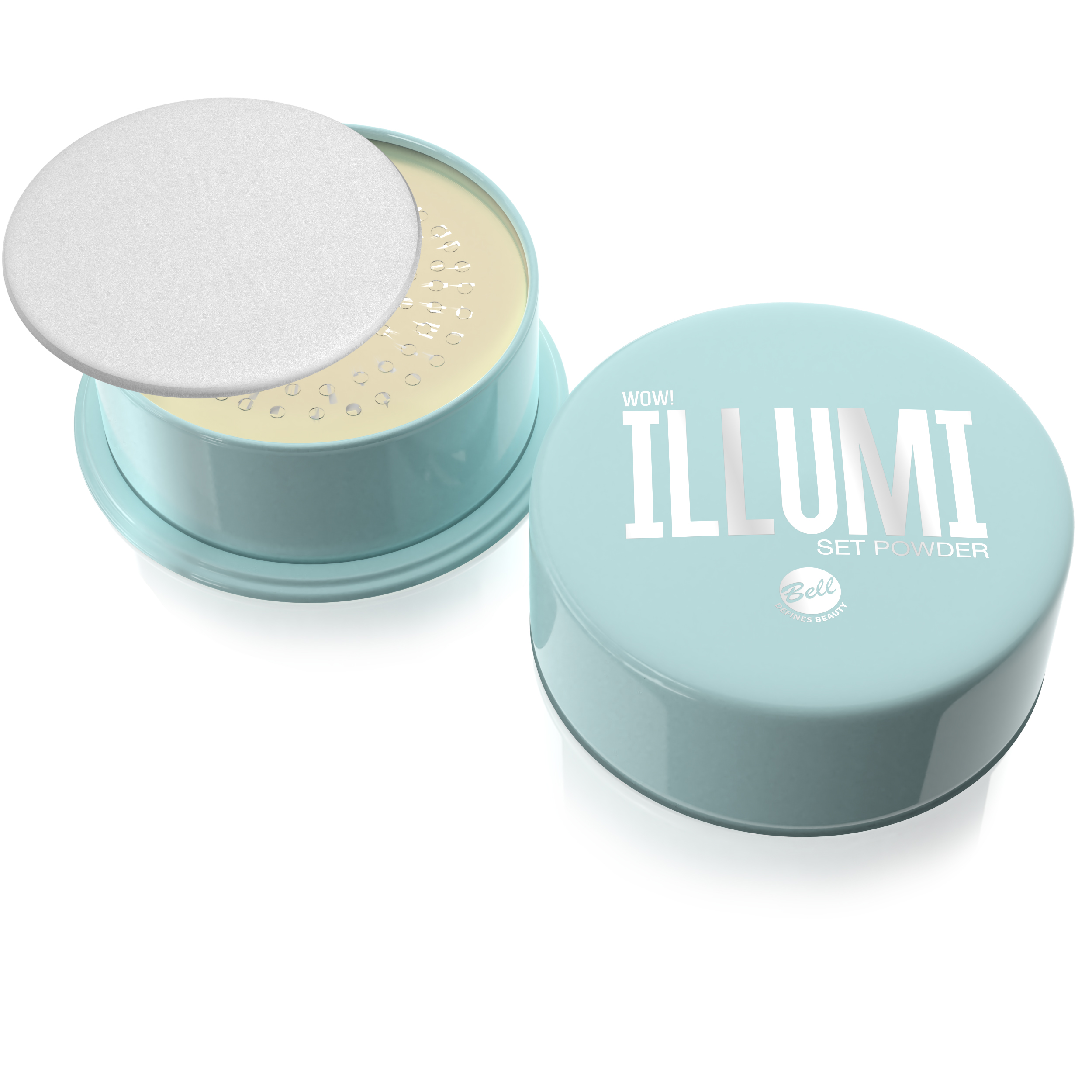 Wow! Illumi Set Powder