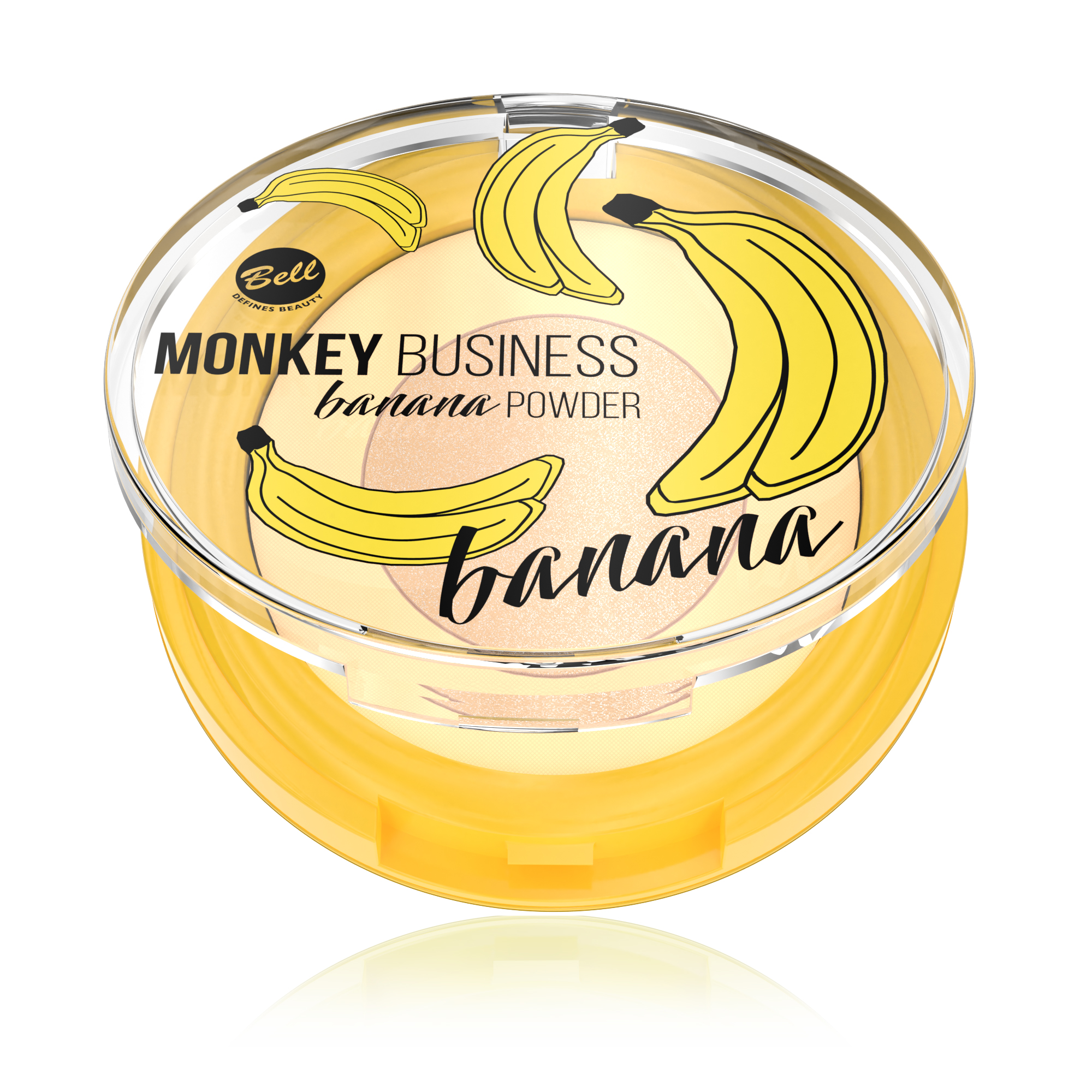 Monkey Business Banana Powder