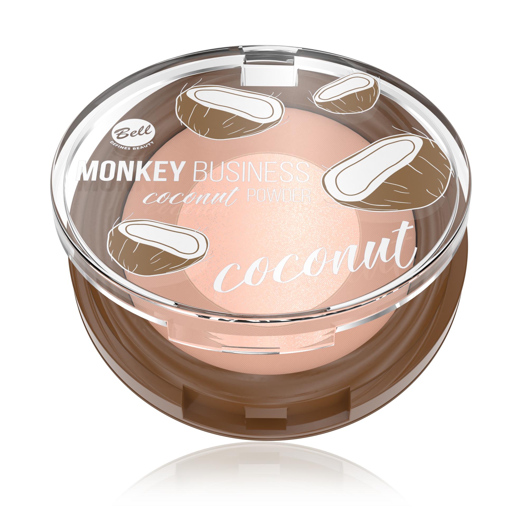 Monkey Business Coconut Powder