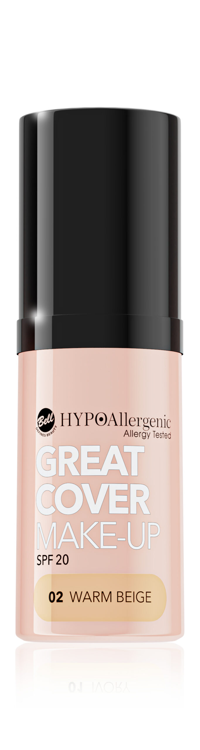HYPOAllergenic Great Cover Make-Up SPF 20