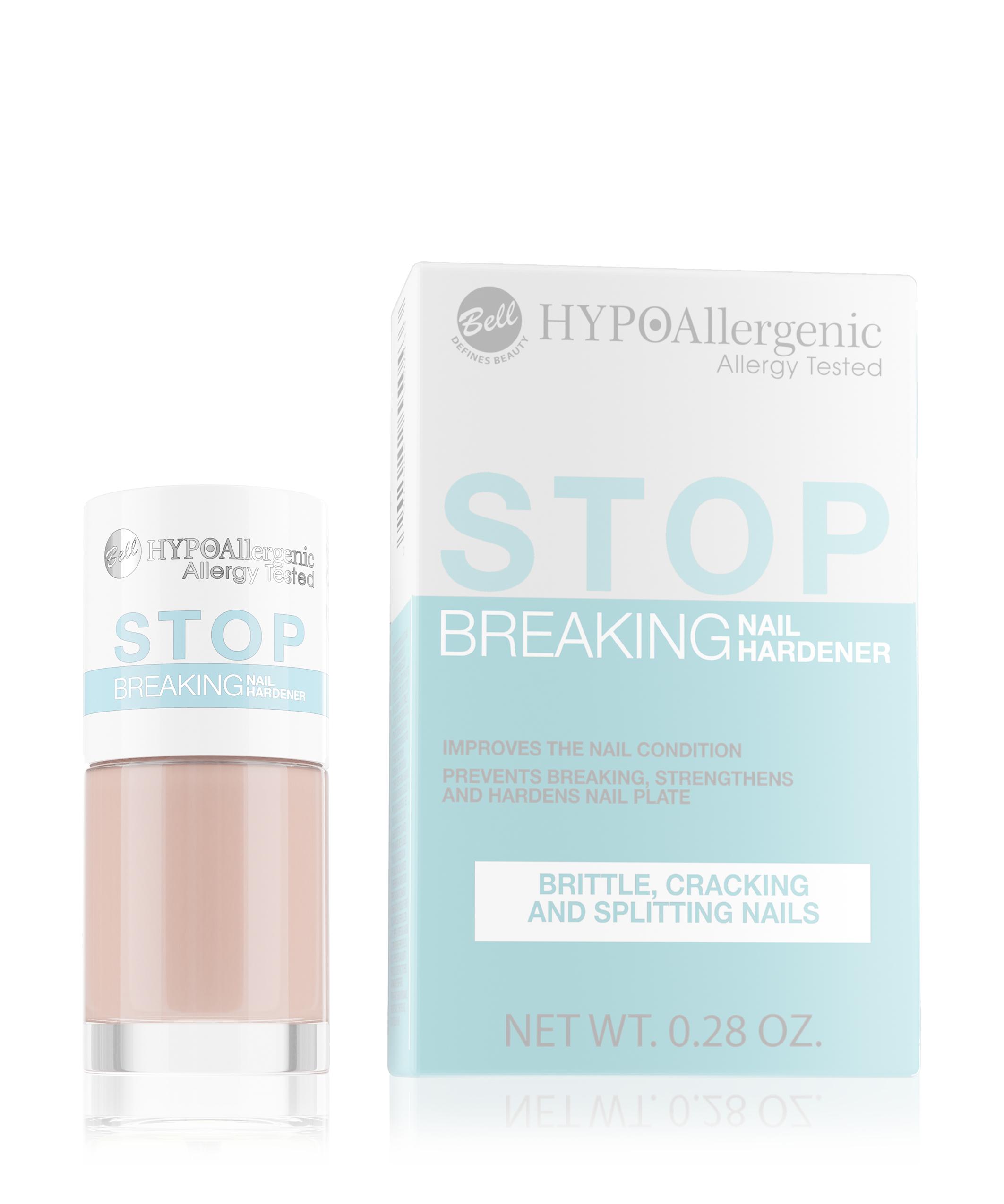 HYPOAllergenic Stop Breaking Nail Hardener