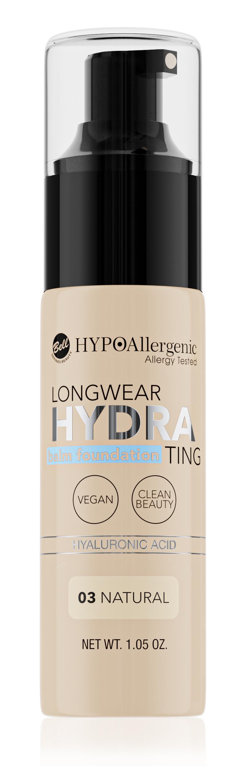 HYPOAllergenic Longwear Hydrating Balm Foundation