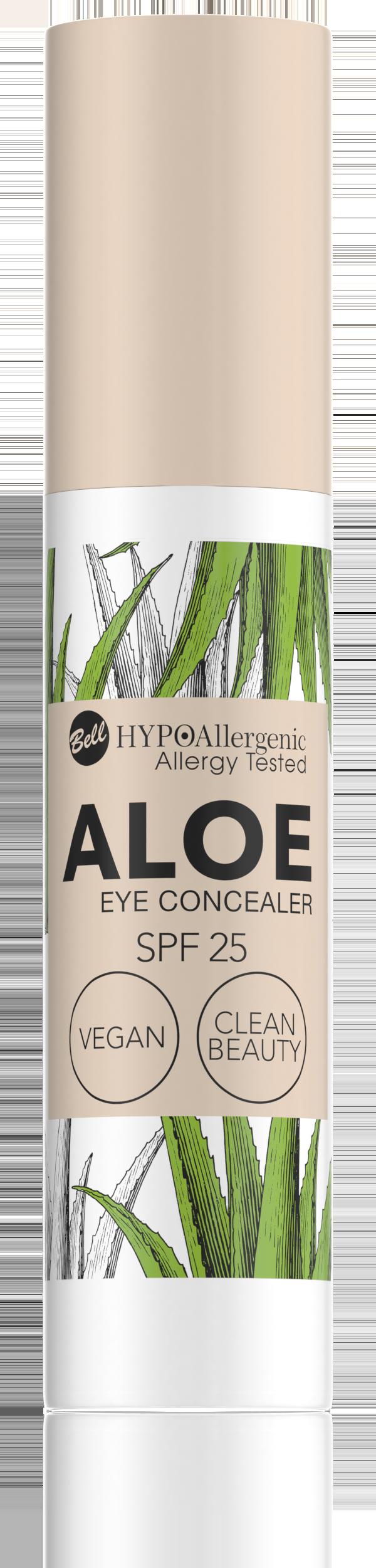 HYPOAllergenic Aloe Eye Concealer SPF 25