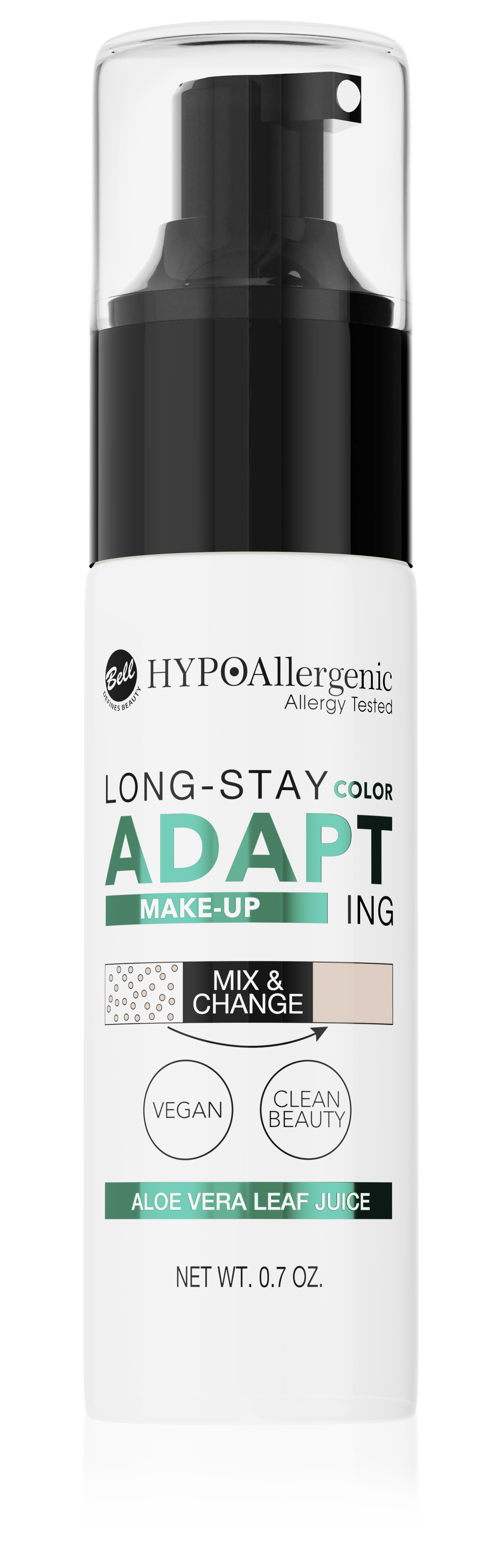 HYPOAllergenic Long-Stay Color Aadapting Make-Up